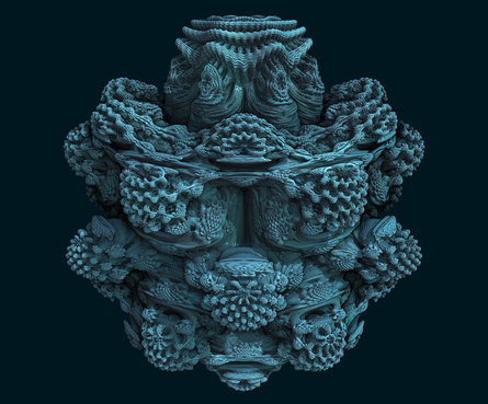 Power 8 Mandelbulb